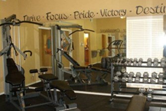 Fitness at Listing #135835