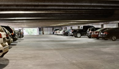 Garage at Listing #140291
