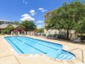 Pool at Listing #140706