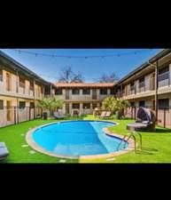 Pool at Listing #136885