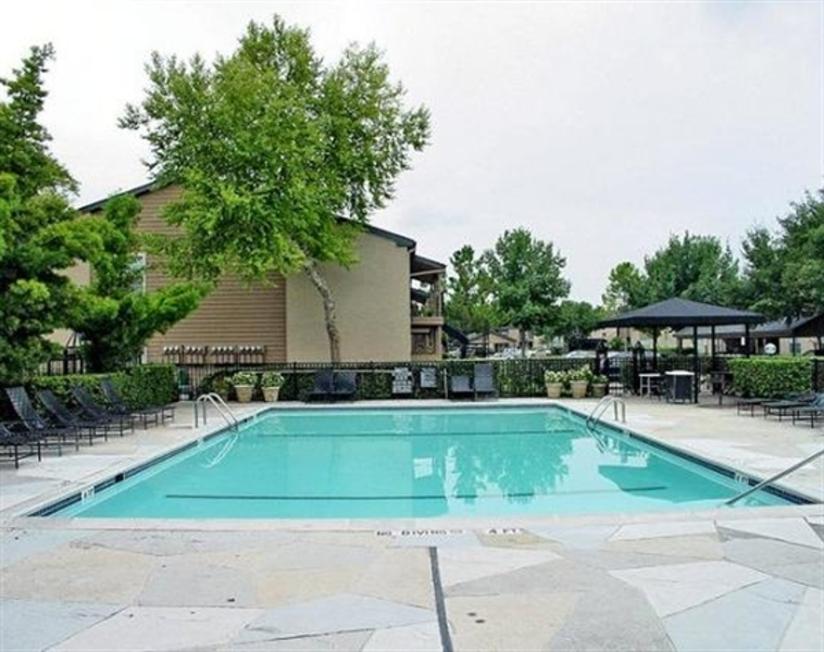 Pool at Listing #138821