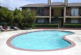 Pool at Listing #136407