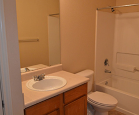 Bathroom at Listing #144125