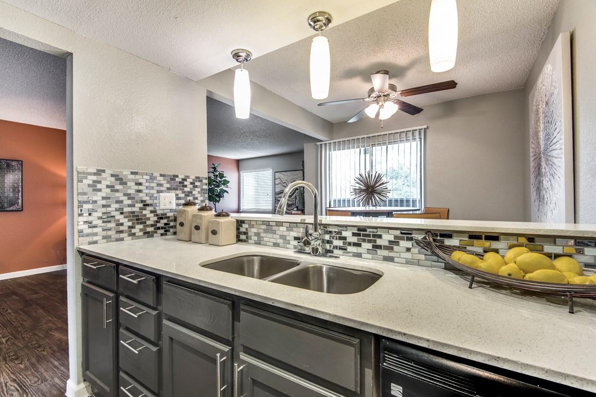 Kitchen at Listing #136724