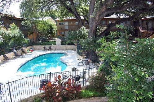Pool at Listing #140782