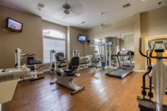 Fitness Center at Listing #144577