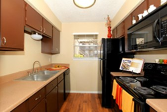 Kitchen at Listing #140971