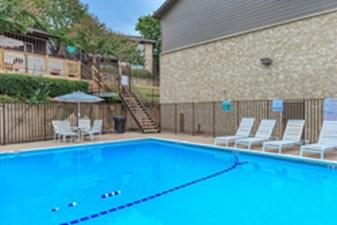 Pool at Listing #137059