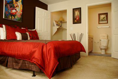 Bedroom at Listing #152267