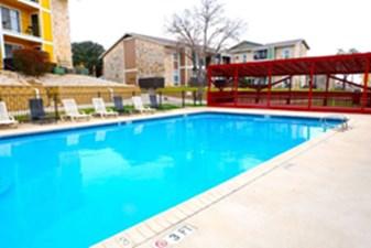 Pool at Listing #140872