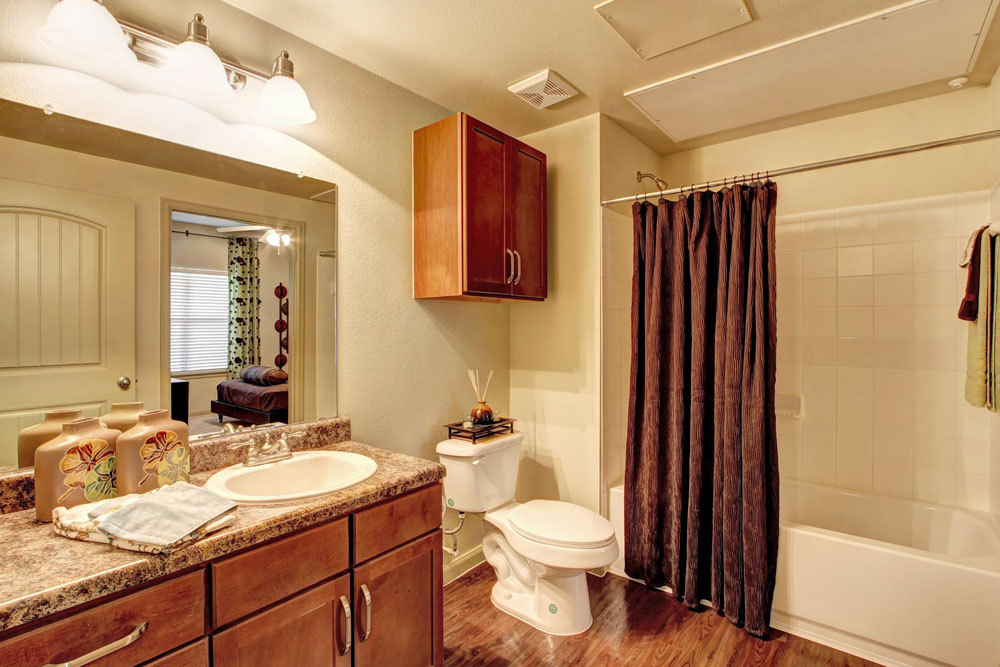 Bathroom at Listing #150445