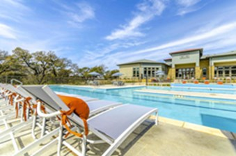 Pool at Listing #267373