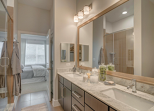 Bathroom at Listing #279814
