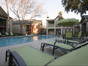 Pool at Listing #138731