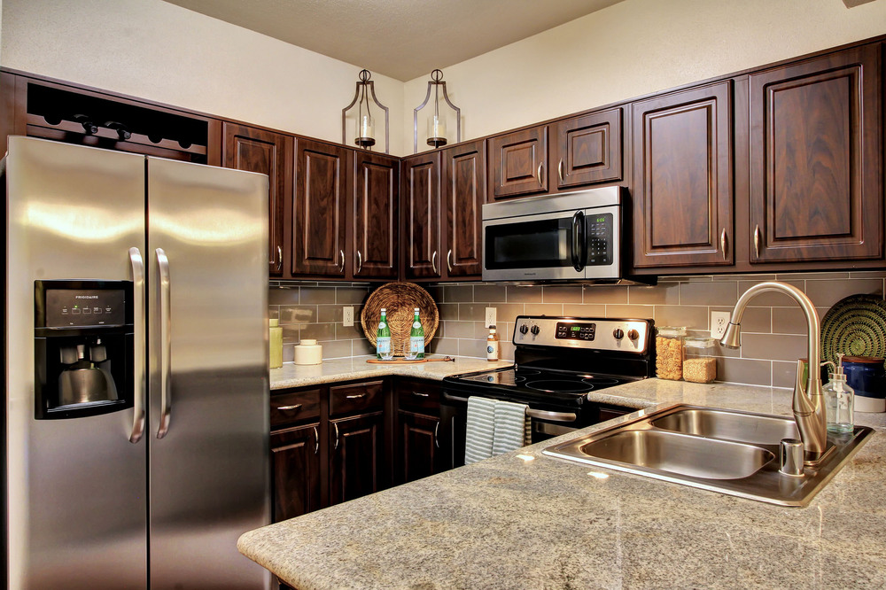Kitchen at Listing #138561