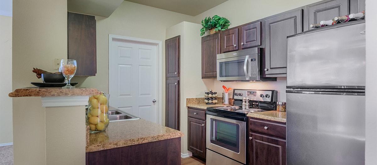 Kitchen at Listing #137800