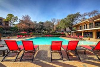 Pool at Listing #135715