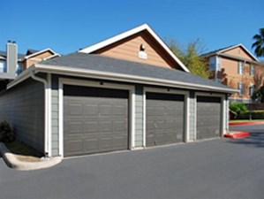 Covered Garage at Listing #141419