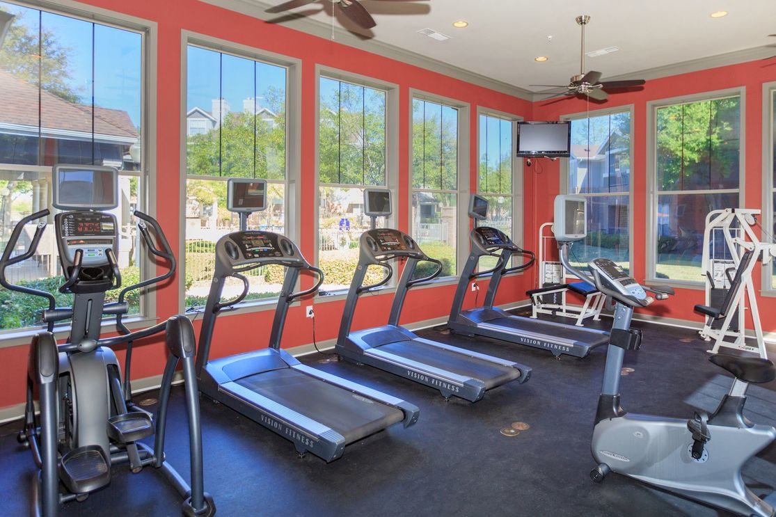 Fitness Room at Listing #137891