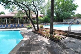 Pool at Listing #140547