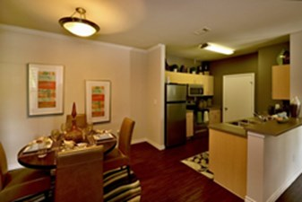Dining/Kitchen at Listing #144138