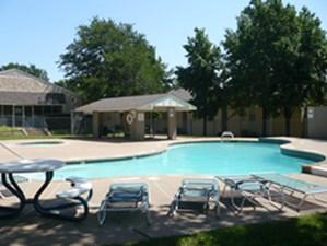 Pool at Listing #137717