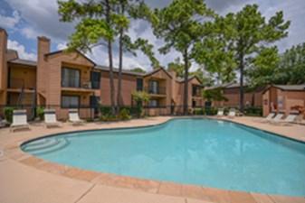 Pool at Listing #138612