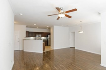 Living/Kitchen at Listing #146202