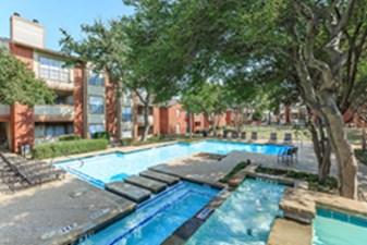 Pool at Listing #136302