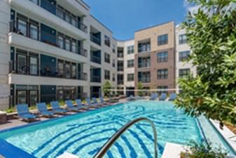 Pool at Listing #224326