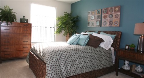 Bedroom at Listing #138027