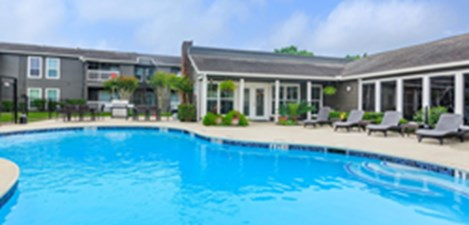 Pool at Listing #139365