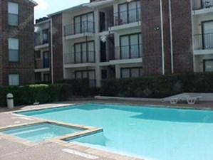 Pool Area at Listing #135743