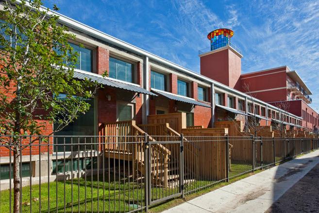 Steel House Lofts Apartments San Antonio, TX
