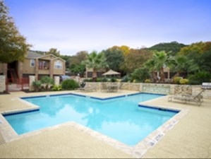 Pool at Listing #140587