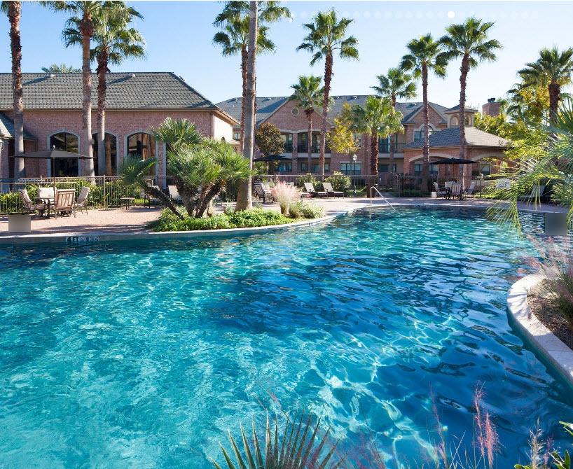 Pool at Listing #138883