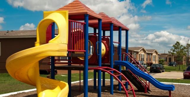 Playground at Listing #144503