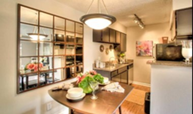 Dining/Kitchen at Listing #138475