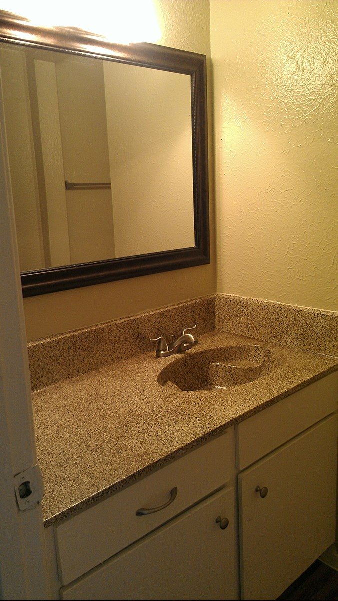Bathroom at Listing #137100