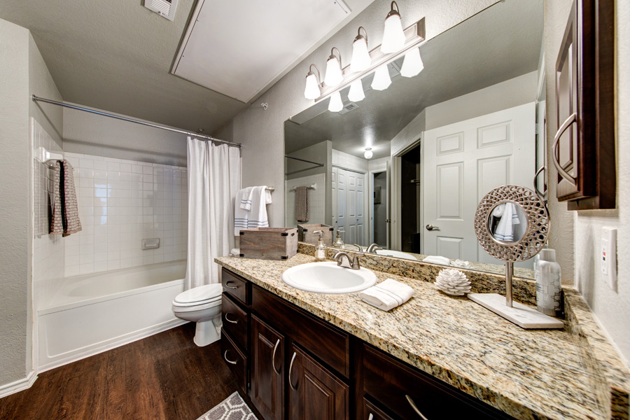 Bathroom at Listing #137810