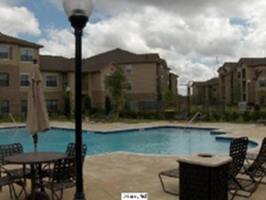 Pool Area at Listing #144966