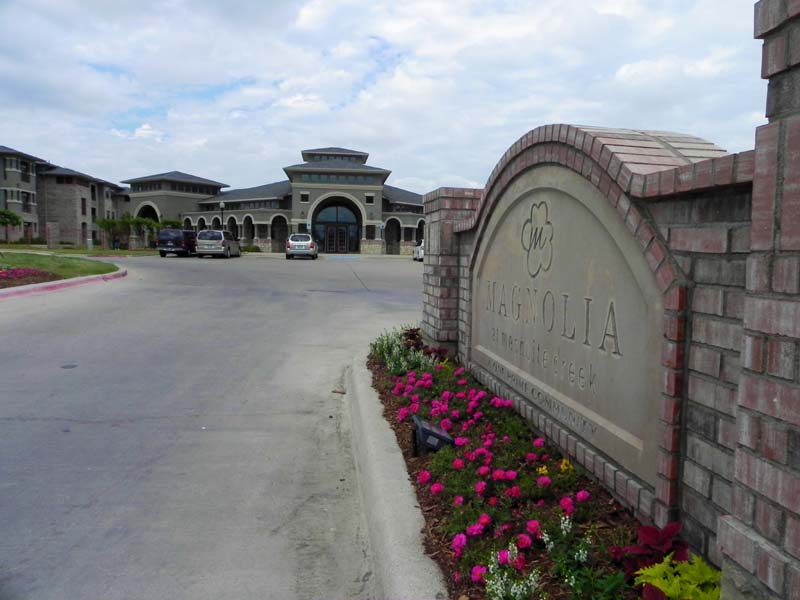 Entrance at Listing #145015