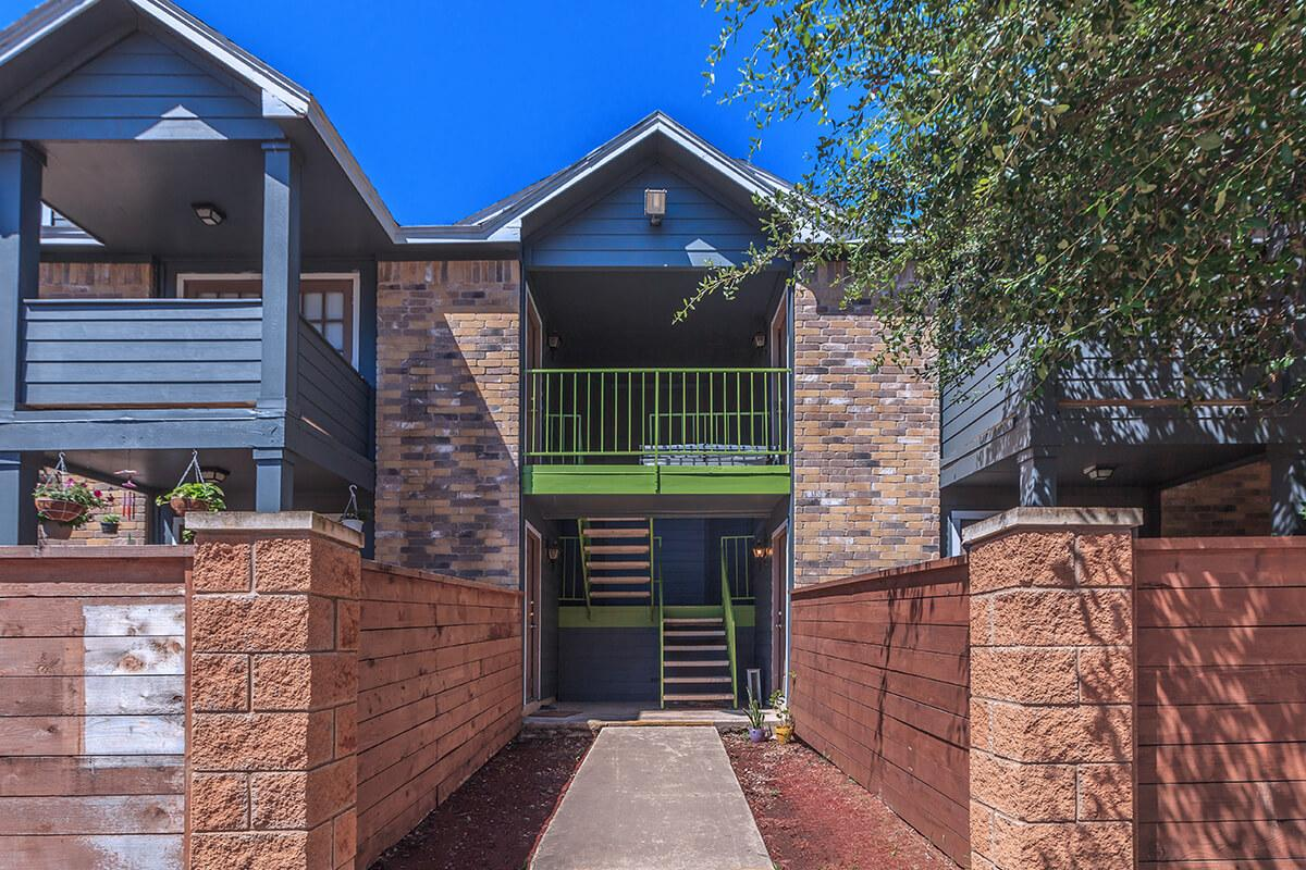 Exterior at Listing #286859