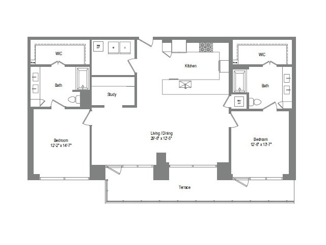 1,682 sq. ft. B10 floor plan