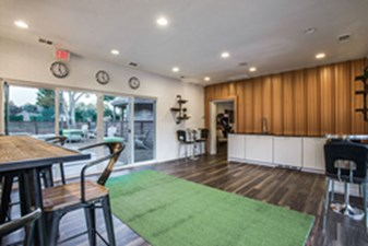 Clubhouse at Listing #135758