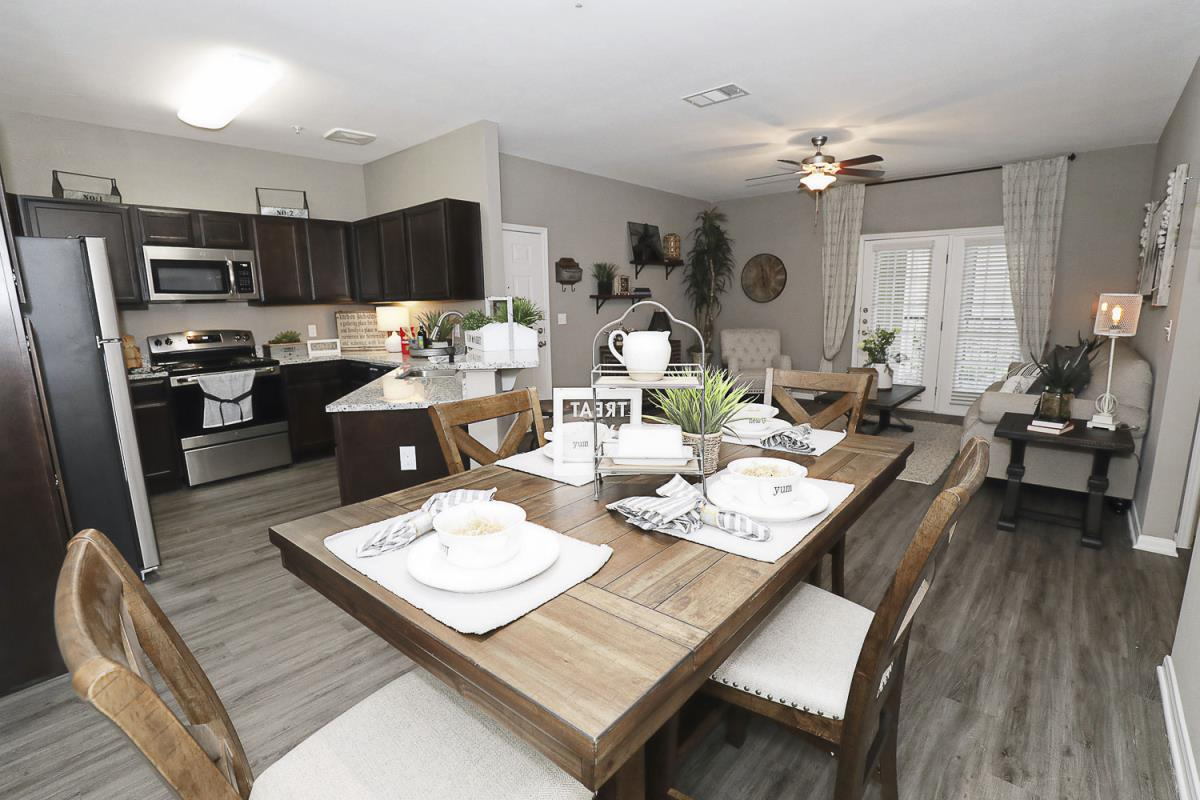 Living Area at Listing #300934
