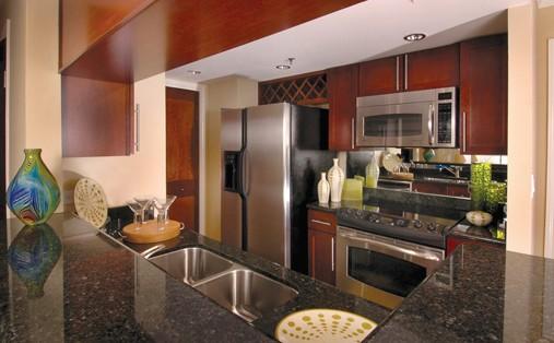 Kitchen at Listing #139697