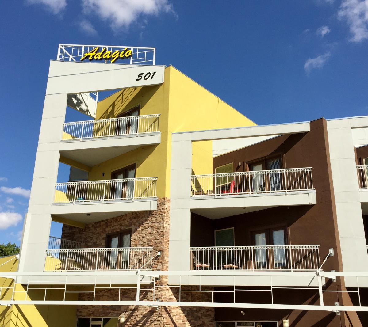 Adagio Apartments Denton TX
