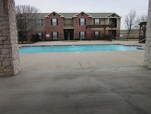 Pool at Listing #235125