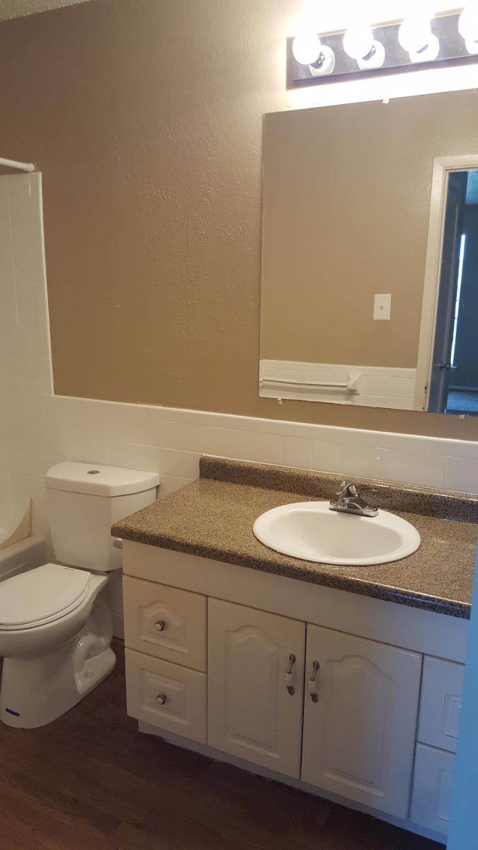 Bathroom at Listing #217457